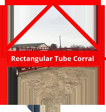 Rectangular Tube Corral